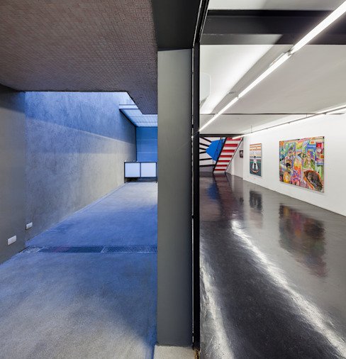 Museus  por MM18 Arquitetura,