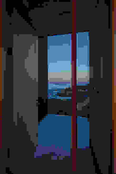 Tei 玄関ポーチ アジア・和風の 窓&ドア の キリコ設計事務所 和風