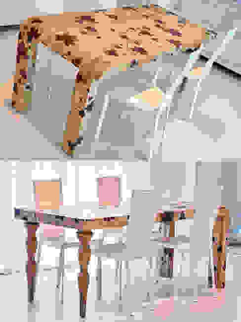Tavolo di cad design Mediterraneo