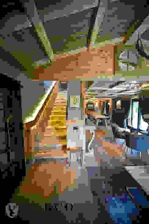 Living room by turco home srl