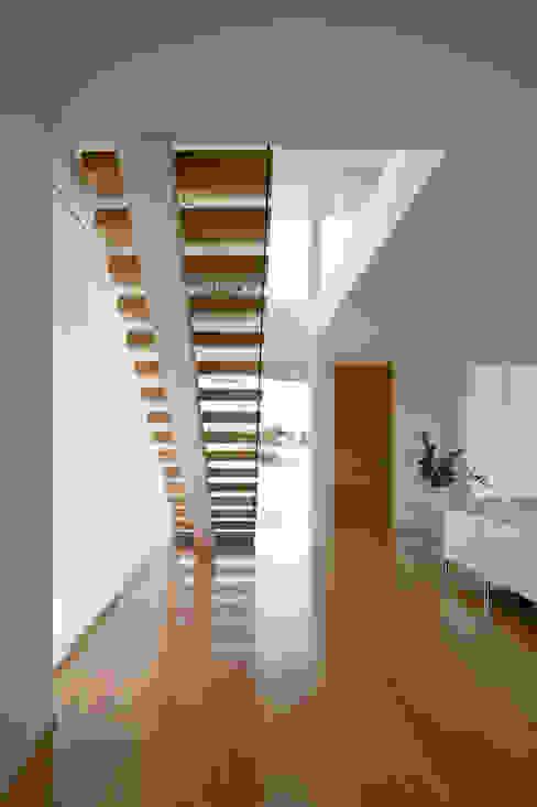 Moderner Flur, Diele & Treppenhaus von moreno maggi photog. Modern