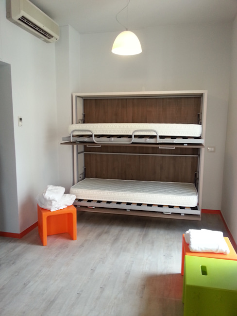 PROJECT AB BedroomBeds & headboards