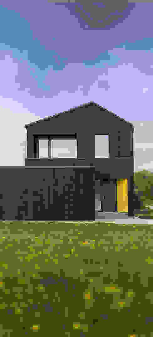 10 geniale Einfamilienhäuser mit Satteldach