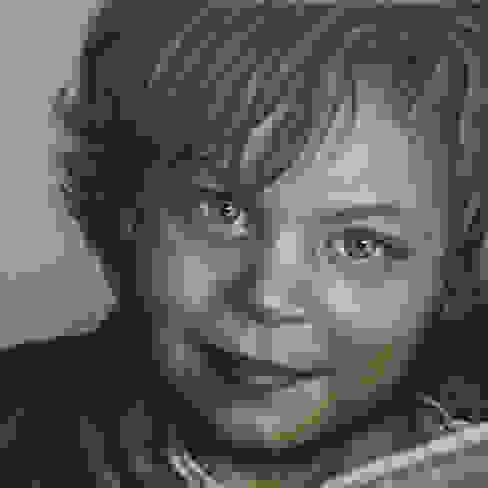 Olieverfportret in opdracht Max: modern  door Saskia Vugts Portretschilder, Modern