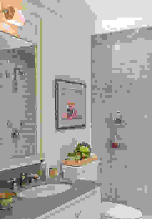 Ben Herzog Architect:  tarz Banyo