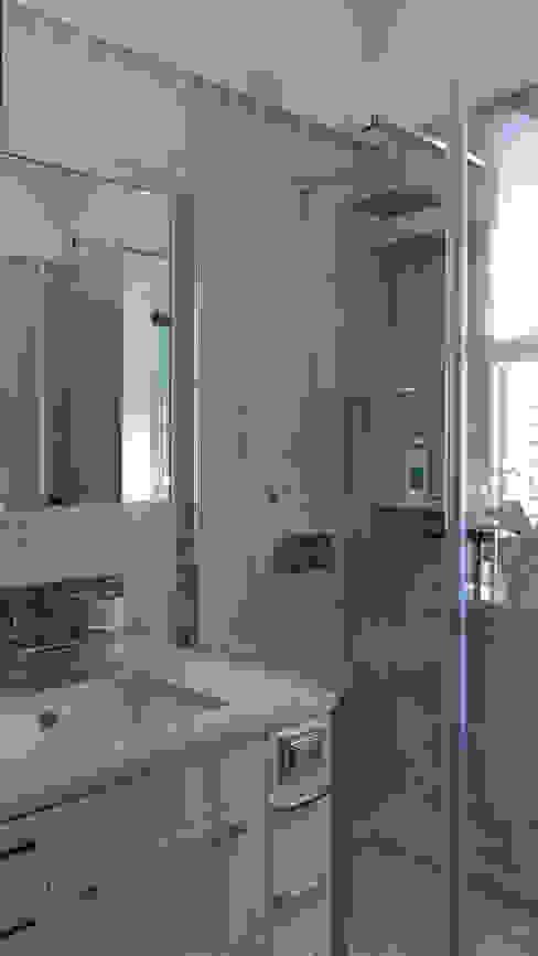 Abitazione a Milano/1 Francesca Bonorandi Bagno moderno