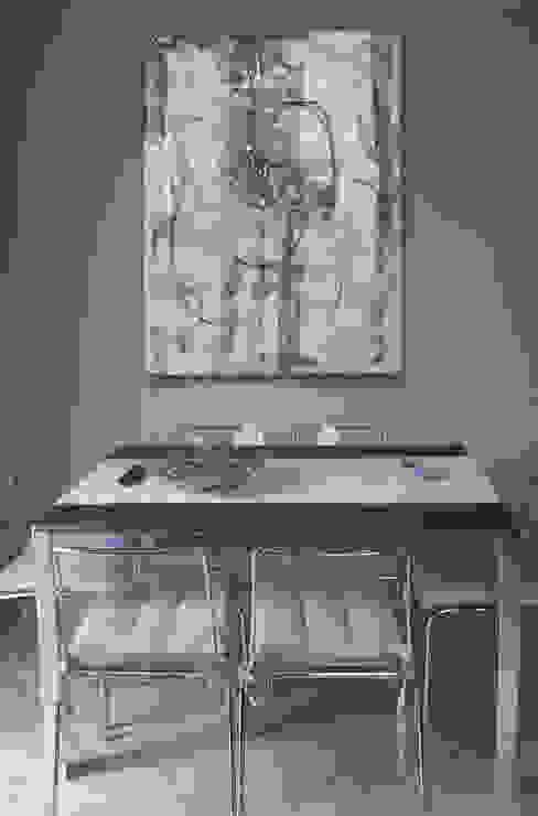 il colore Cucina moderna di Eleonora Pozzi Arch Studio Moderno