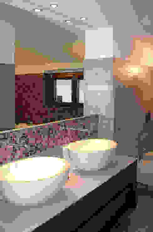 il colore Eleonora Pozzi Arch Studio Bagno moderno