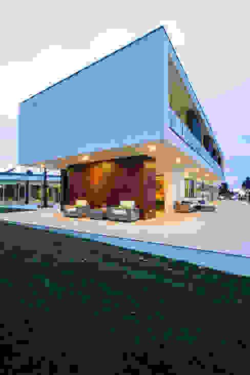 Casa PL Casas modernas por Atelier d'Arquitetura Lopes da Costa Moderno