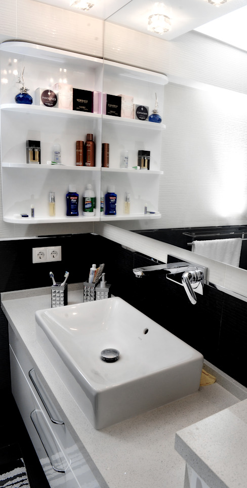 Modern Bathroom by As Tasarım - Mimarlık Modern