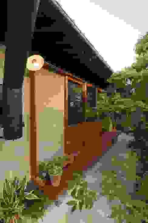 House Ookimati: エコリコデザイン一級建築士事務所が手掛けた家です。,和風