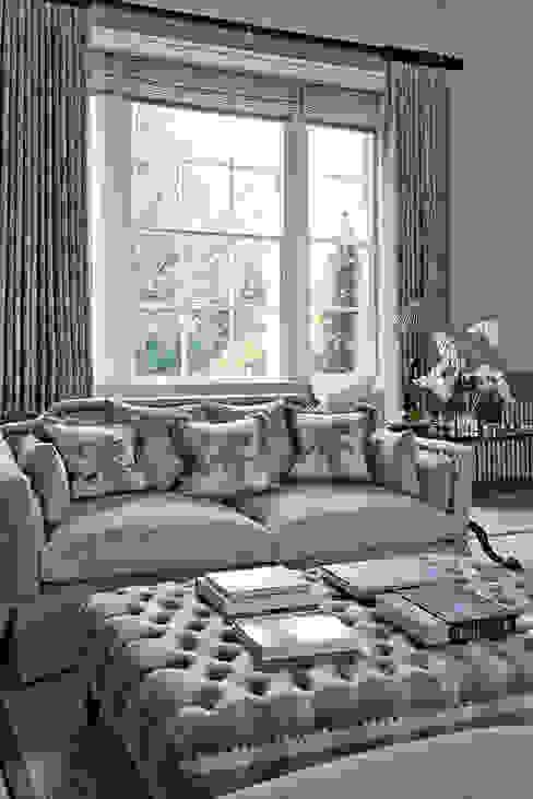 Ansty Manor, Living Room Landelijke woonkamers van BLA Architects Landelijk