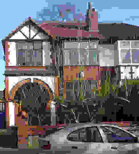 Huizen door Pride Road