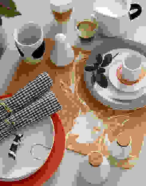 1 Küche 2 x anders Moderne Küchen von diewohnblogger Modern