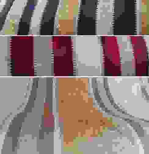 Textile d'ameublement style Empire par Rideau-voile Classique
