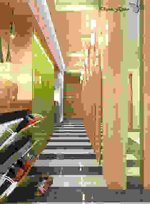 Koridor dan lorong oleh Your royal design, Minimalis