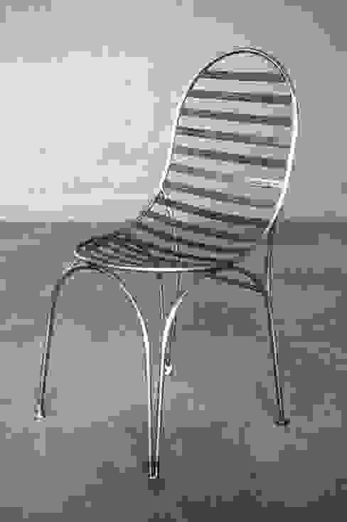 """Chaise """"STRIP"""" par Coolfabrik Éclectique"""