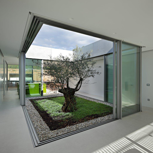 Portas e janelas mediterrâneas por KELLER AG Mediterrâneo