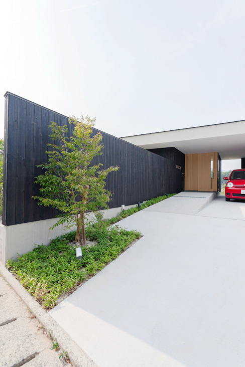Eclectic style houses by MAアーキテクト一級建築士事務所 Eclectic