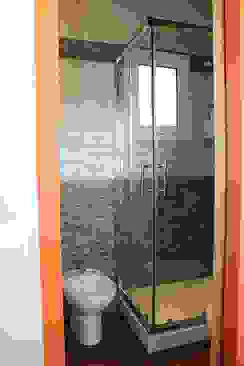 il bagno dopo di UAU un'architettura unica