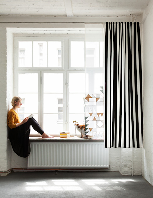 unikatessen Berlin Windows & doors Curtains & drapes