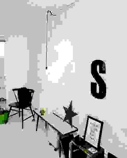 Panel de pared 3D Moonscape de Paneles de Pared Moderno