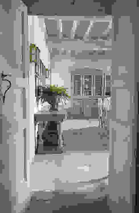 Casale sulle colline di Firenze di Antonio Lionetti Home Design Rustico
