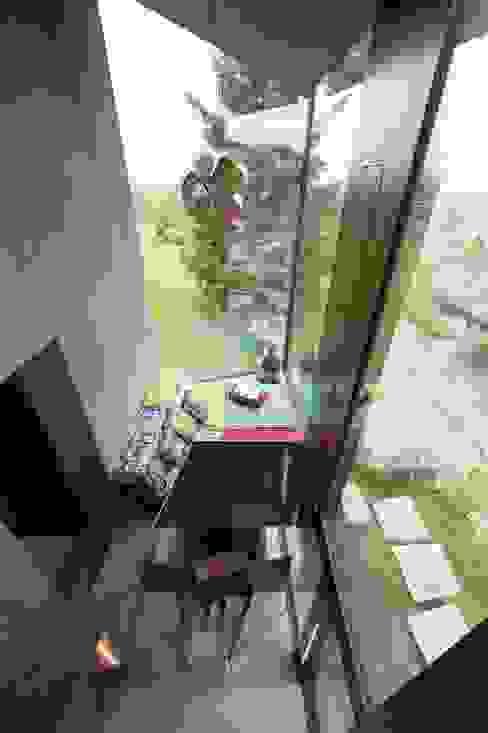 Wohnhaus Dielsdorf Moderne Wohnzimmer von L3P Architekten ETH FH SIA AG Modern