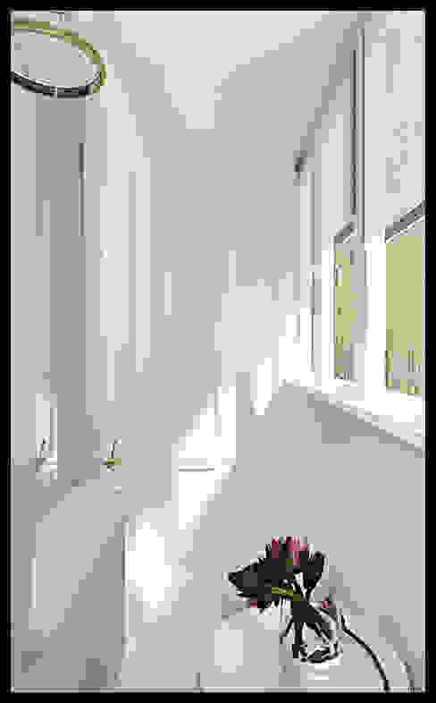 Балкон. Вид 2 Балкон и терраса в классическом стиле от Defacto studio Классический