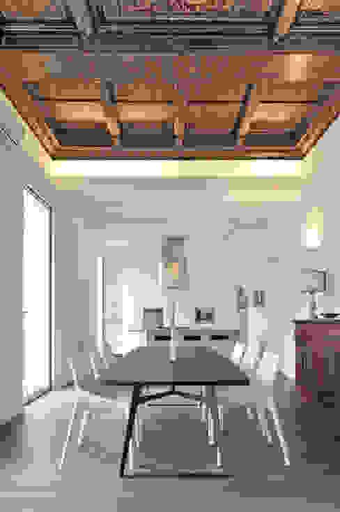 Casa Albega Cucina moderna di INO PIAZZA studio Moderno