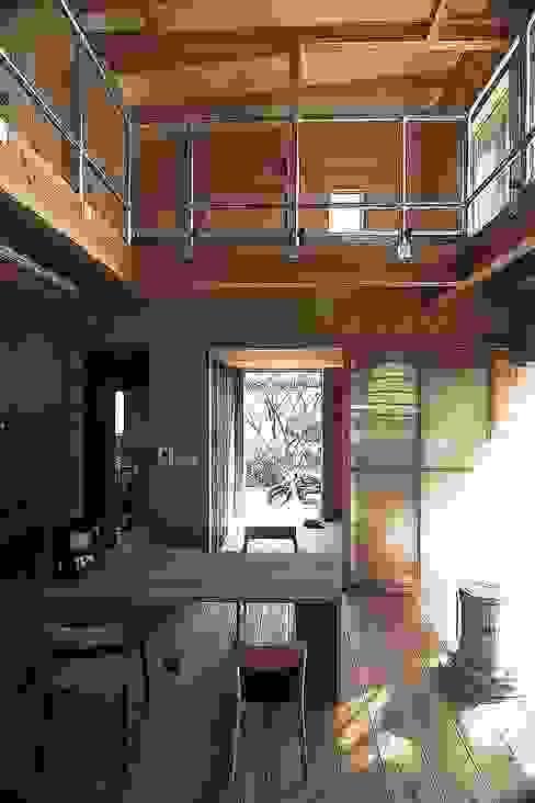 MST3-house.: AtelierorB  が手掛けたダイニングです。,モダン