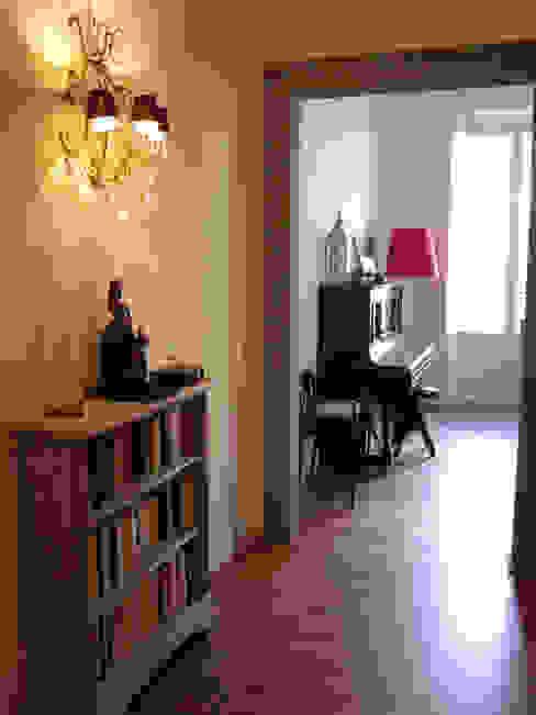 appartamento a Porta San Frediano Firenze Soggiorno classico di architetto alessandro condorelli Classico