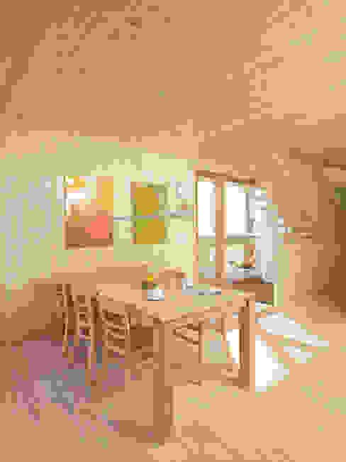 Haus Blarer Moderne Esszimmer von Blarer & Reber Architekten Modern