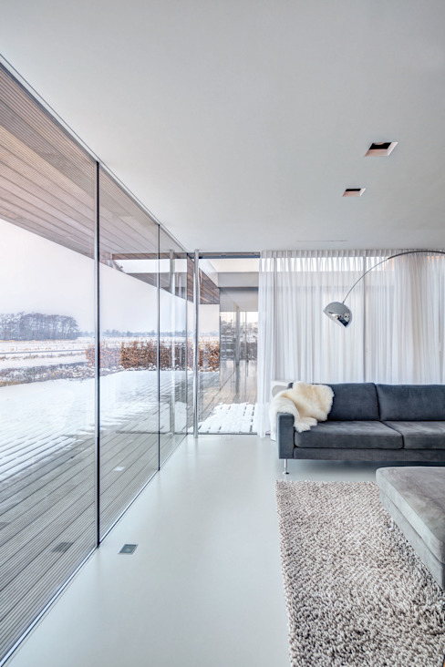 reitsema & partners architecten bna Modern Living Room