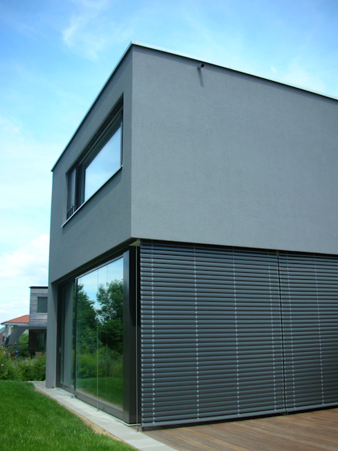 EFH Steinbreite, Ehrendingen, 2009 Moderne Häuser von 5 Architekten AG Modern