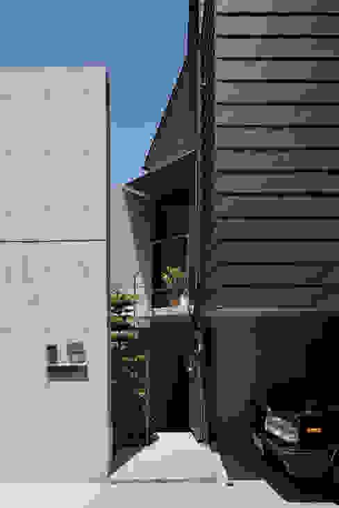 منازل تنفيذ 長浜信幸建築設計事務所 , حداثي