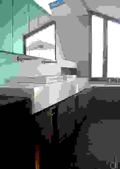 Badkamer door di architekturbüro,