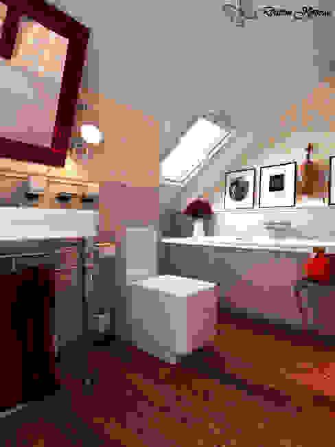 Bathroom Ванная в классическом стиле от Your royal design Классический