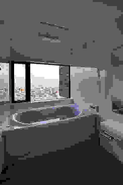 バスルーム 北欧スタイルの お風呂・バスルーム の 1級建築士事務所 アトリエ フーガ 北欧
