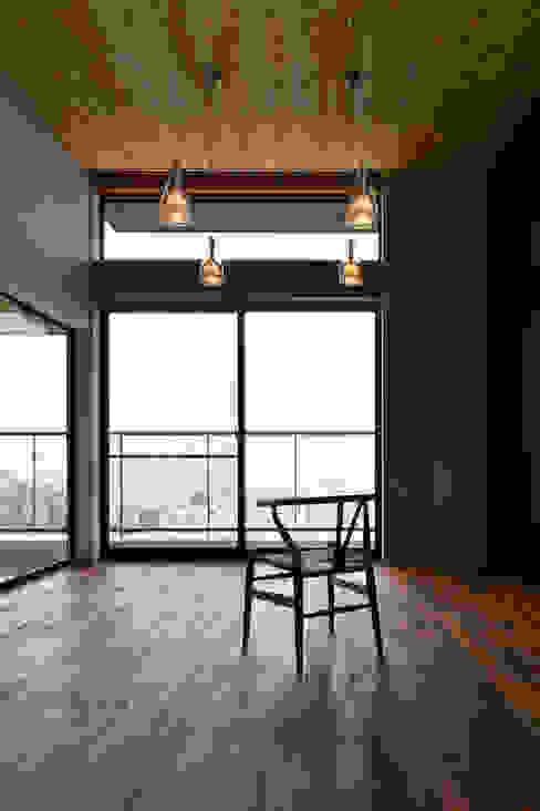 リビング 北欧デザインの リビング の 1級建築士事務所 アトリエ フーガ 北欧