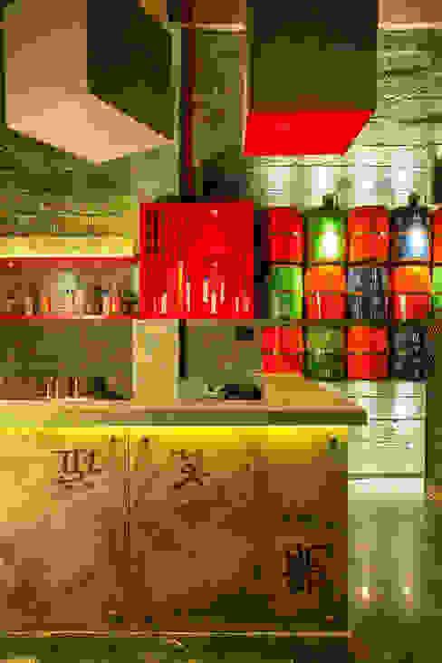 Jimmy Hu Asian style gastronomy by The Orange Lane Asian