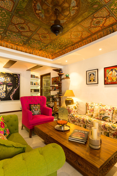 Eclectic Apartment من The Orange Lane أسيوي