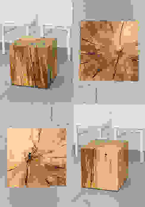 van Holzgeschichten Minimalistisch