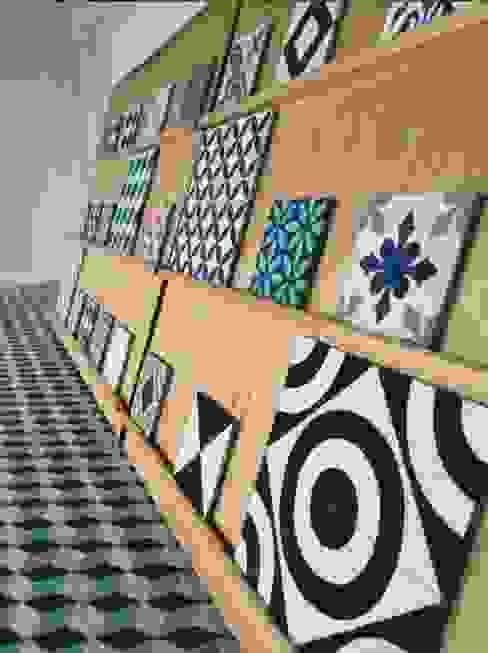 Show Room en Portugal de Suelos Hidráulicos Demosaica Clásico
