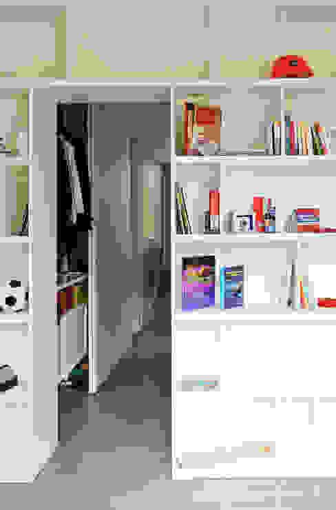 Libreria ingresso e disimpegno di PLANAIR ® Minimalista
