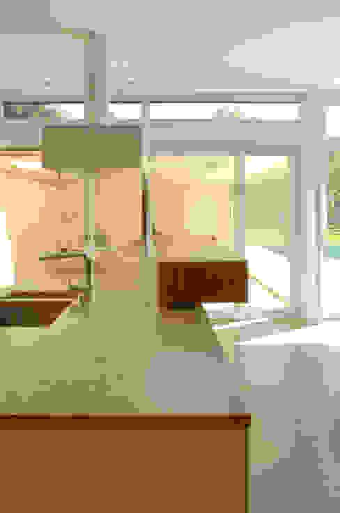 Früh Architekturbüro ZT GmbH Cocinas modernas