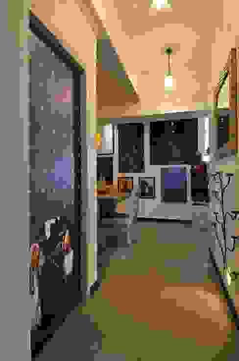 Single Living Modern dining room by The Orange Lane Modern