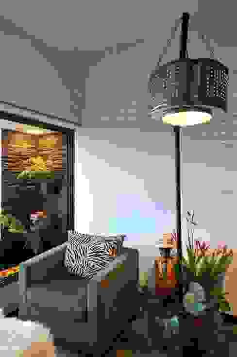 Single Living Modern living room by The Orange Lane Modern