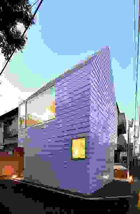 Case in stile minimalista di Niji Architects/原田将史+谷口真依子 Minimalista