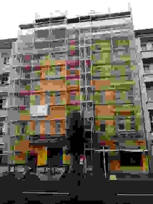 Außenansicht des BVH Markgrafen Lofts von Wärmekombinat GmbH